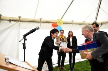 SGINZ Presents Nuclear Zero Petition at Rotorua Peace Park Anniversary