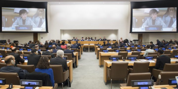 SGI Statement on the adoption  of the Treaty on the  Prohibition of Nuclear Weapons