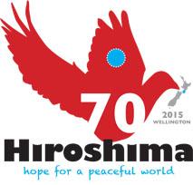 Hiroshima 70th Anniversary Commemorated