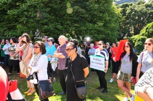 SGINZ celebrates International Women's Day in Wellington