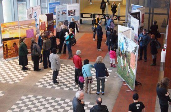 New SGI Anti Nuclear Exhibition Launches at Otago University, Commemorating Hiroshima Day